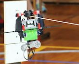 Dancing Robots Get Competitive