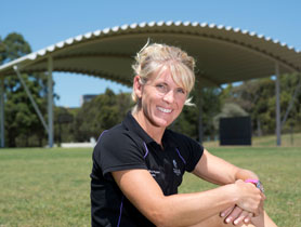 A concrete foundation for fitness - Dr Narelle Eather